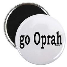 go Oprah Magnet