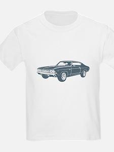 1969 Chevrolet Chevelle 396 S T-Shirt