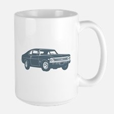 1968 Chevrolet Nova SS 396 Large Mug