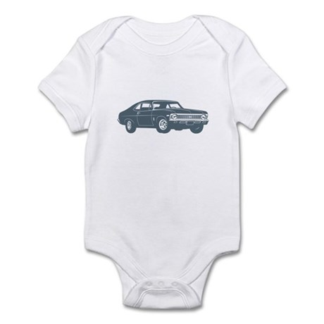 1968 Chevrolet Nova SS 396 Infant Bodysuit