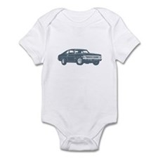 1968 Chevrolet Nova SS 396 Infant Bodysuit