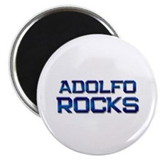 adolfo rocks Magnet