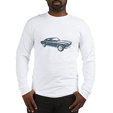 1967 Chevrolet Camaro SS 396 Long Sleeve T-Shirt