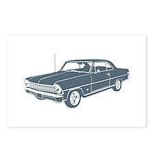 1967 Chevrolet Nova SS Postcards (Package of 8)