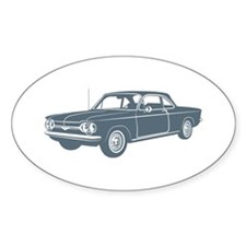 1964 Chevrolet Corvair Oval Decal