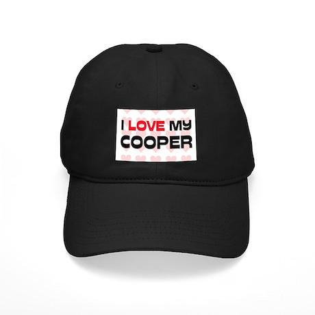 I Love My Cooper Black Cap