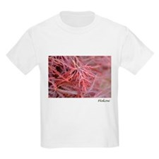 Japanese Maple Kids T-Shirt