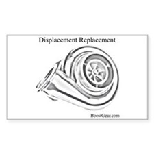 Displacement Replacement - Rectangle Decal