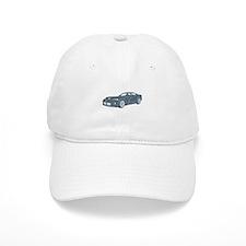 1997 Dodge Viper GTS Baseball Cap