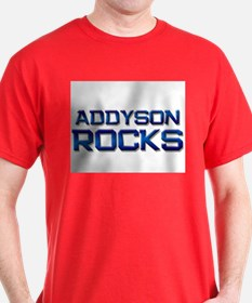 addyson rocks T-Shirt