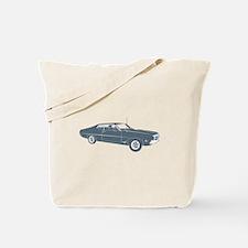 1970 Ford Torino Cobra 429 Tote Bag
