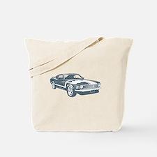 1970 Boss Mustang 302 Tote Bag