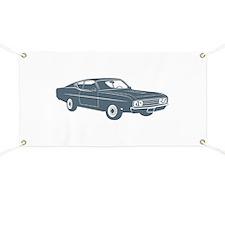 1969 Ford Torino Talladega Banner
