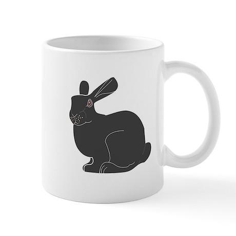 Death Bunny Mug