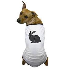 Death Bunny Dog T-Shirt