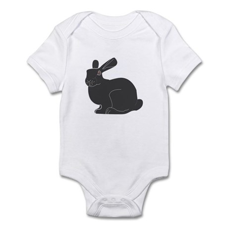 Death Bunny Infant Bodysuit