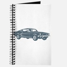 1968 Ford Mustang Fastback Journal