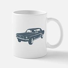 1968 Ford Mustang Coupe Mug