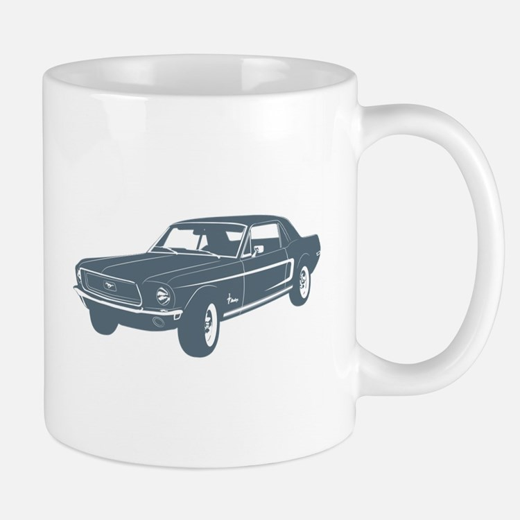 1968 Ford Mustang Coupe Mug