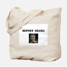 Cute Deport obama Tote Bag