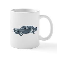 1967 Ford Mustang Coupe Mug