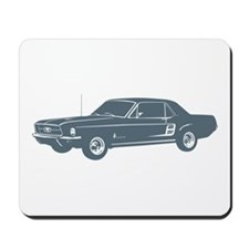 1967 Ford Mustang Coupe Mousepad