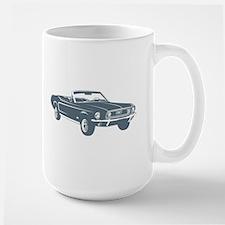 1967 Ford Mustang Convertible Mug