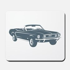 1967 Ford Mustang Convertible Mousepad