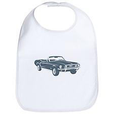 1967 Ford Mustang Convertible Bib