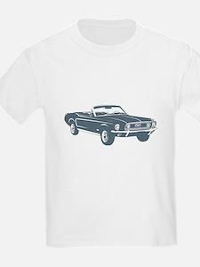 1967 Ford Mustang Convertible T-Shirt