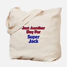 Jack - Another Day Tote Bag
