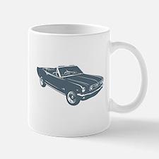 1966 Ford Mustang Convertible Mug