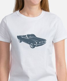 1966 Ford Mustang Convertible Tee