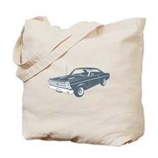 1966 Ford Fairlane GT 427 Tote Bag