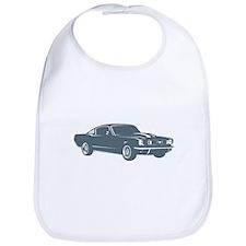 1965 Ford Mustang Fastback Bib