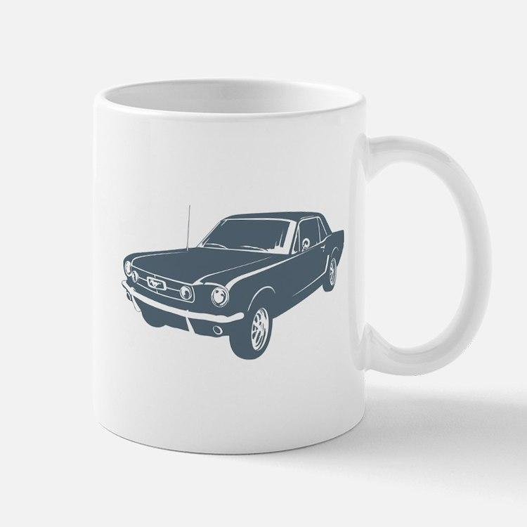 1965 Ford Mustang Coupe Mug