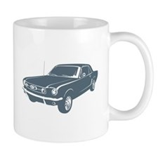 1965 Ford Mustang Coupe Mug