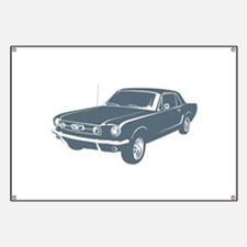 1965 Ford Mustang Coupe Banner