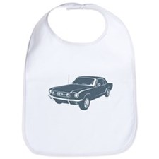 1965 Ford Mustang Coupe Bib