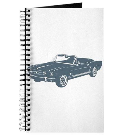 1965 Ford Mustang Convertible Journal