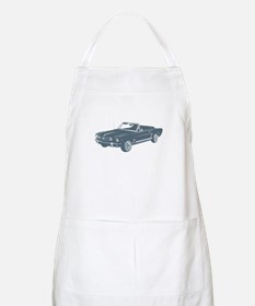 1965 Ford Mustang Convertible BBQ Apron