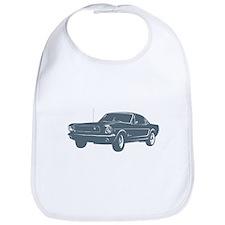 1964 Ford Mustang Fastback Bib