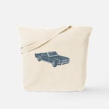 1964 Ford Mustang Convertible Tote Bag