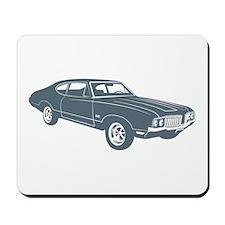 1970 Oldsmobile 442 Mousepad