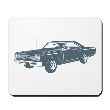 1969 Plymouth Roadrunner Mousepad