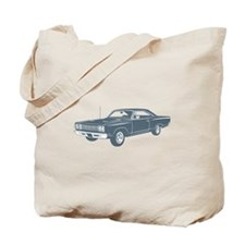 1969 Plymouth Roadrunner Tote Bag