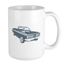 1967 Plymouth Barracuda Mug