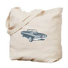 1967 Plymouth Barracuda Tote Bag