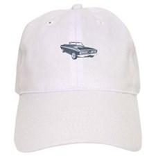 1967 Plymouth Barracuda Baseball Cap
