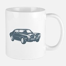1970 Pontiac Firebird 400 Ram Mug